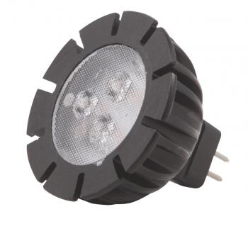 MR16 Power LED warmweiß 12V 3W GU5.3